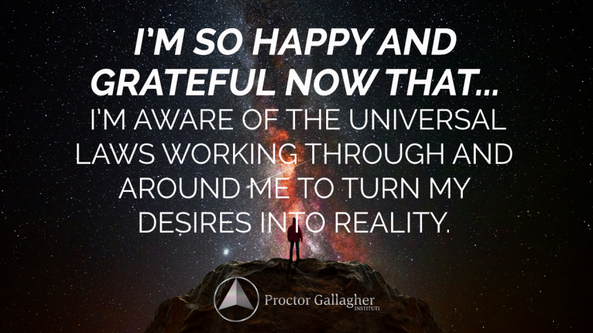April 2021 Affirmation of the Month