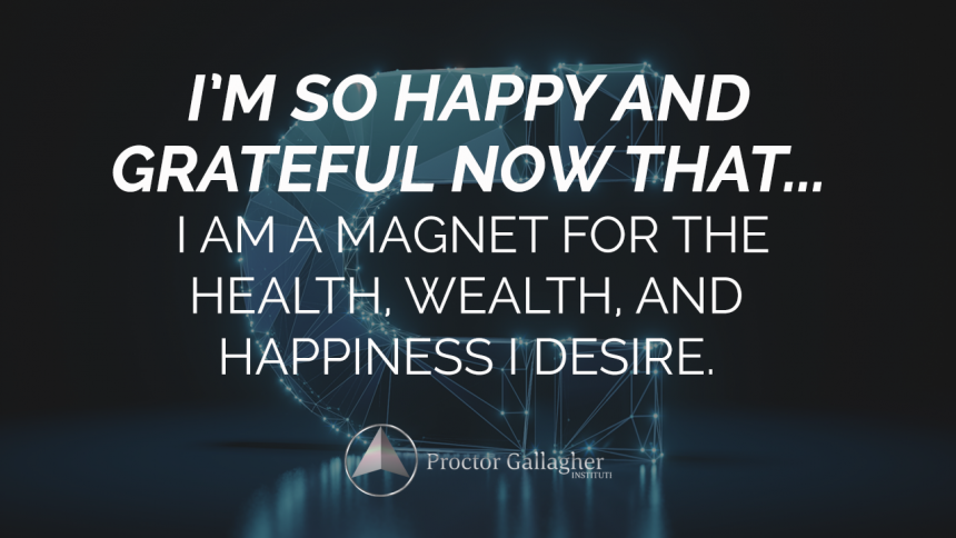 July 2021 Affirmation of the Month