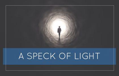 A Speck of Light