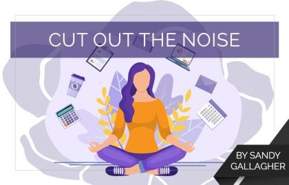 Cut Out the Noise