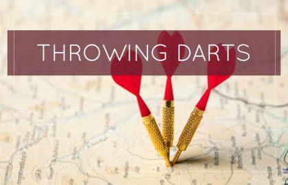 Throwing Darts