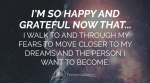 August 2021 Affirmation of the Month