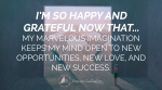 October 2021 Affirmation of the Month